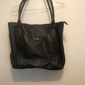 Lodis pure leather bag